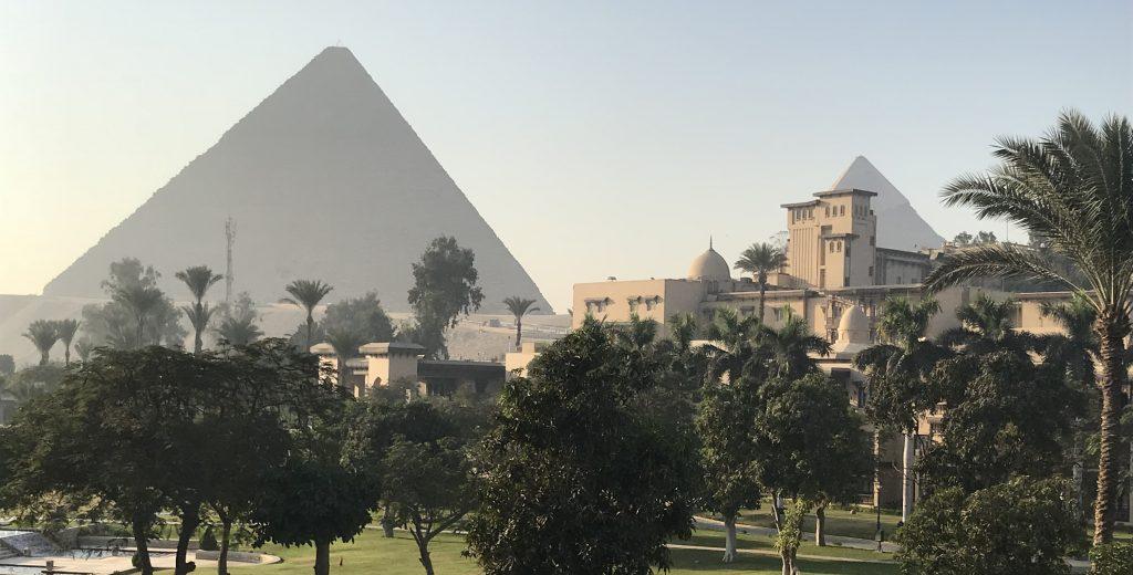 Cairo-Pyramids