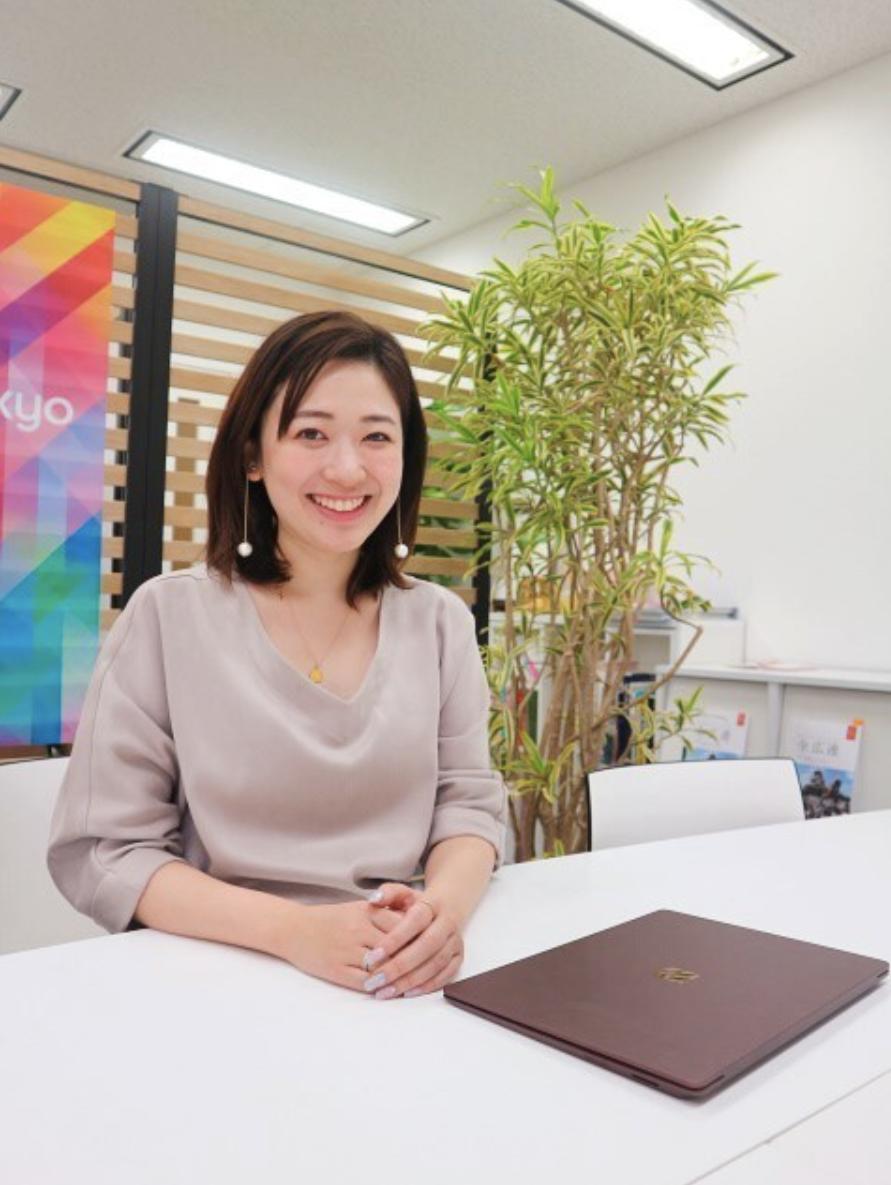 Advance Women at Work Japan Advisor, Yuko Furiuchi