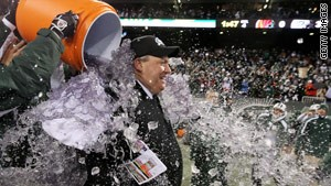 The Gatorade Shower, the Hyundai Water Fights & the NY Police Being Doused
