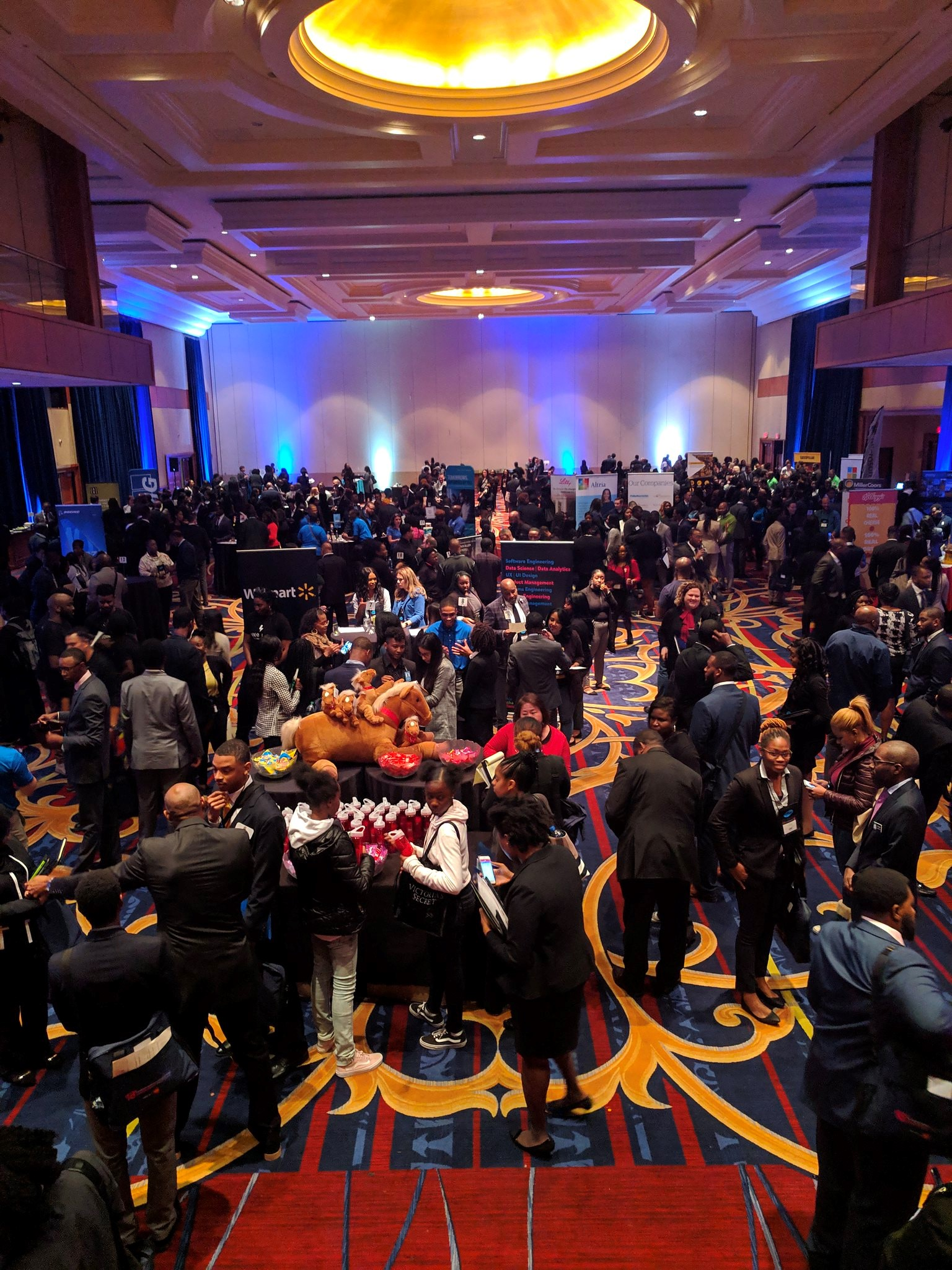 TMCF Hosts Exclusive Leadership and Job Recruitment Conference for Over 400 HBCU Students in Washington DC