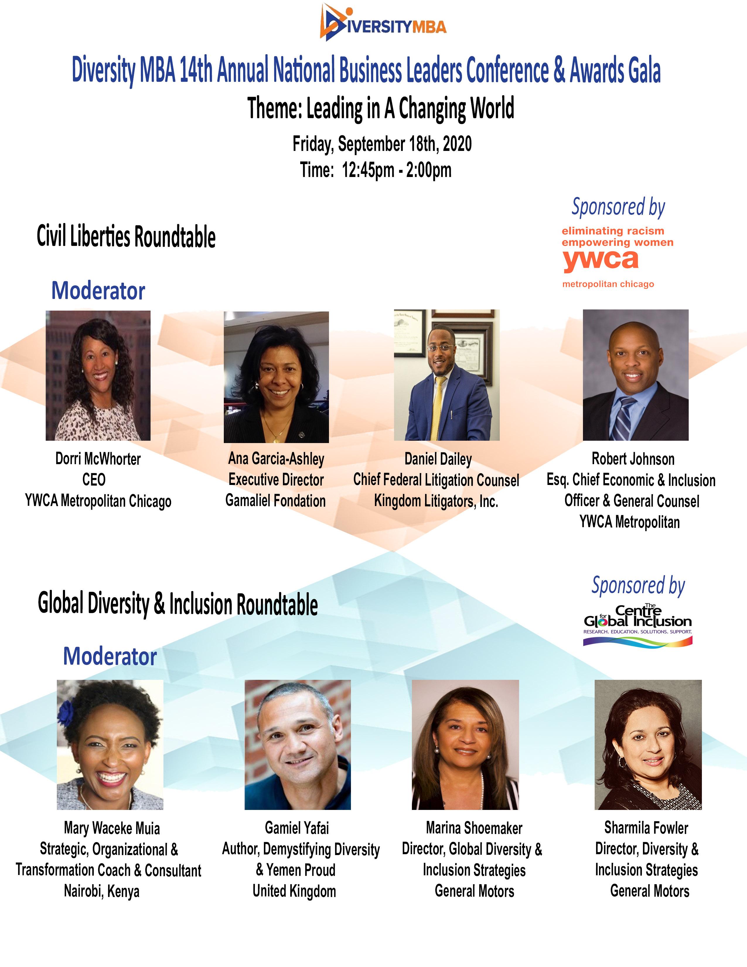 Civil Liberties & Global Diversity Roundtable