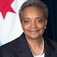 LORI E. LIGHTFOOT, 56th Mayor of Chicago