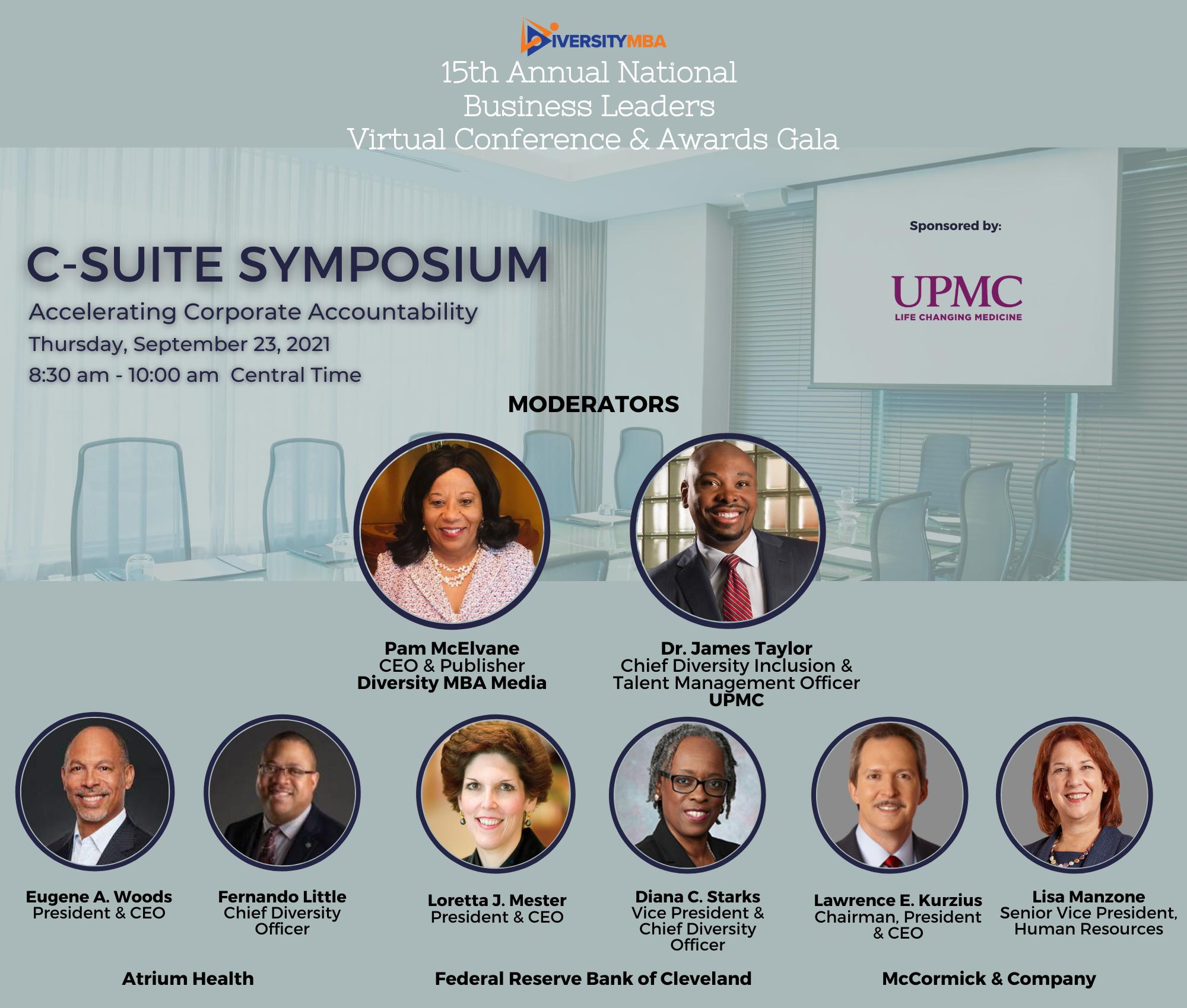 C-Suite Symposium